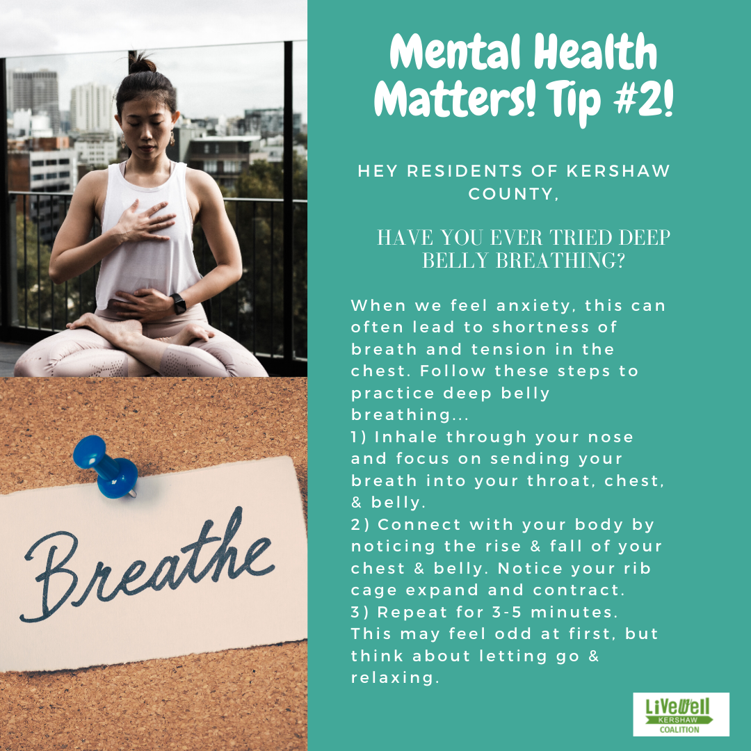 Mental Health Tip 2